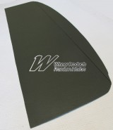 HOLDEN HG KINGSWOOD SEDAN PARCEL SHELF VENETIAN GREEN (TRIM CODE 16E)