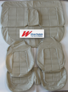HOLDEN HX PREMIER SEDAN SEAT COVER SET 60A CHAMOIS