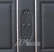 HOLDEN HG  PREMIER SEDAN DOOR TRIM SET BLACK NO TOPS