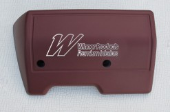 HOLDEN HK  PREMIER SEDAN ARM REST SET OF 4 YULUNGA MAROON (TRIM CODE 12R)