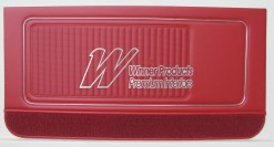 HK MONARO GTS DOOR TRIM SET RED 12X