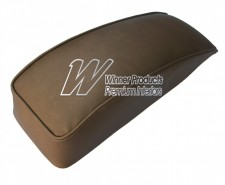 HOLDEN HK KINGSWOOD ARM REST COVER ANTIQUE GOLD TRIM CODE 11X