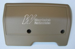HOLDEN HT HG  MONARO 1 X ARM REST ANTIQUE GOLD (TRIM CODE 11X 11Y)