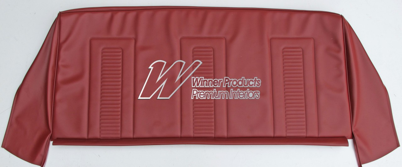 Holden Eh Ute Bench Seat Cover Bolero Red Winnerproducts