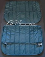 HOLDEN HG KINGSWOOD BENCH SEAT COVER SET TORQUISE MIST (TRIM CODE)