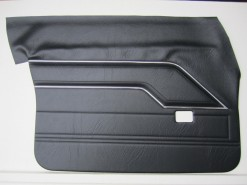HOLDEN HQ SANDMAN FRONT DOOR TRIM SET 30B ( NO TOPS)