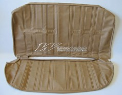 HOLDEN HQ BELMONT BENCH SEAT COVERS ANTIQUE SADDLE (TRIM CODE 11)
