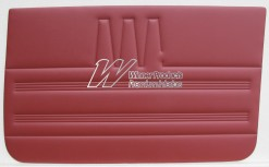 HOLDEN EH UTE DOOR TRIMS (BOLERO RED)