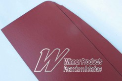HOLDEN HK KINGSWOOD SEDAN PARCEL SHELF  GOYA RED TRIM CODE 12X
