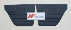 HOLDEN EH WAGON STANDARD DOOR TRIM SET (BLUE)