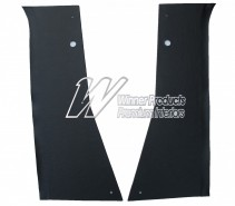 KINGSWOOD HG UTE SIDE TRIMS BLACK