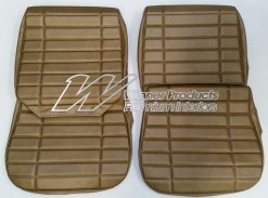 HOLDEN HG GTS MONARO SEAT COVER SET ANTIQUE GOLD (TRIM CODE 11X)