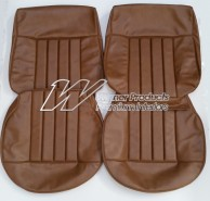 HOLDEN HQ PREMIER SEAT COVER SET CHESTNUT (TRIM CODE 39)