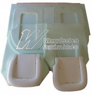 HOLDEN HQ MONARO SEDAN FULL SEAT FOAM SET