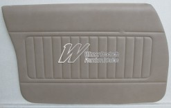 HOLDEN WB UTE KINGSWOOD DOOR TRIM (METAL TOP EXCHANGE)