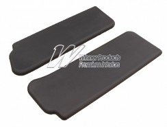 HOLDEN HJ KINGSWOOD SUN VISOR SET BLACK