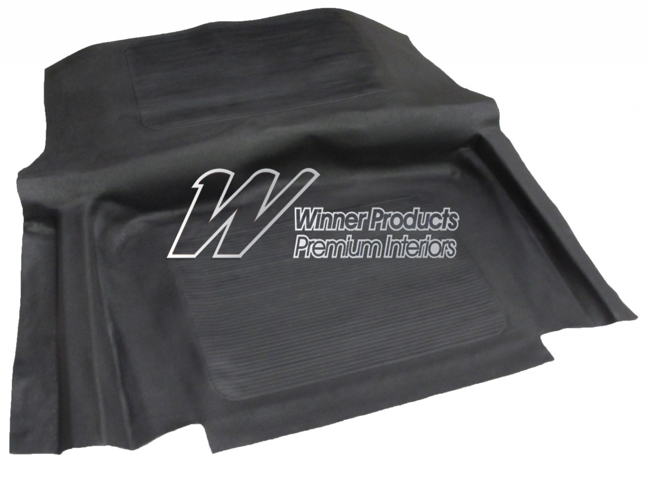 Holden Hk Premier Rubber Boot Mat Black Winnerproducts